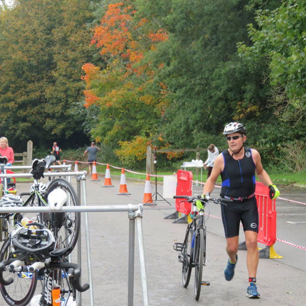 Nick's Triathlon Cycle