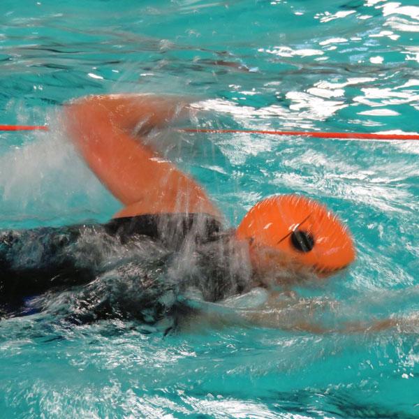 Nick's Triathlon Swim