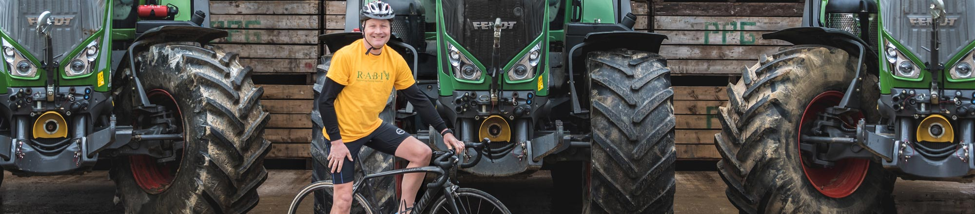 Nick Bragg of Frogmary Green Farm embarks on 3,000 mile charity cycle across Canada