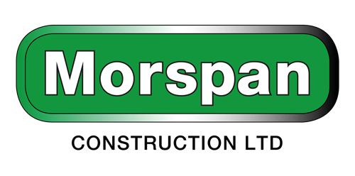 Morspan Construction LTD sponsoring Nick Bragg - Canadian Cycle Challenge