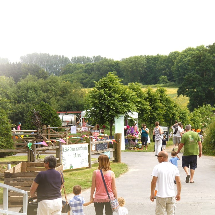 Opening of Open Farm Sunday